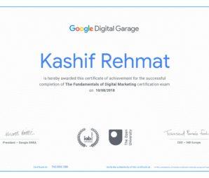Google Digital Garage The Fundamentals of Digital Marketing