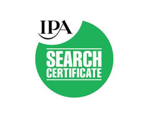 IPA - Search Certificate