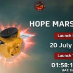 UAE Mars Mission 2020: Watch Emirates Mars Mission Live