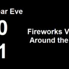 New Year Eve 2021 - All Fireworks Videos From Dubai, Abu Dhabi, RAK & UAE